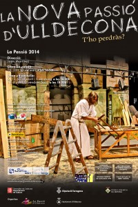 cartell passió ulldecona 2014