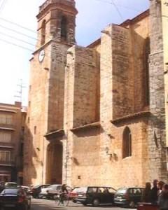 Església de sant Lluc Ulldecona