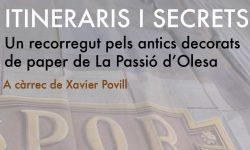 Detall cartell Jornada Passionarium 2019